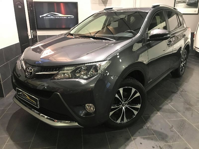 toyota rav4 124 d 4d sport edition 2wd d occasion epinal signature auto. Black Bedroom Furniture Sets. Home Design Ideas