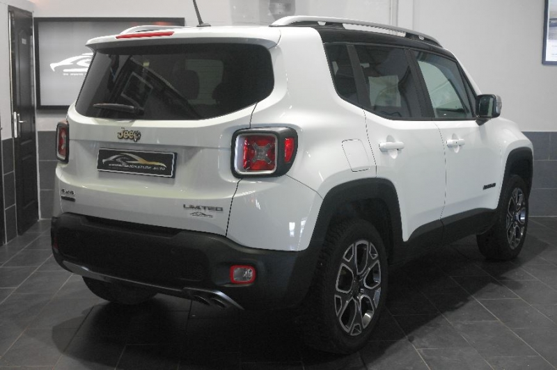 jeep renegade 2 0 multijet s s 140ch limited 4x4 d occasion epinal signature auto. Black Bedroom Furniture Sets. Home Design Ideas