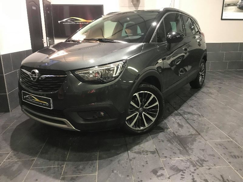 Opel CROSSLAND X 1.2 TURBO 130CH INNOVATION Essence GRIS F Occasion à vendre